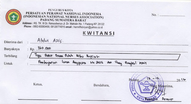 ppni komisariat rs unand alur mendapatkan surat izin