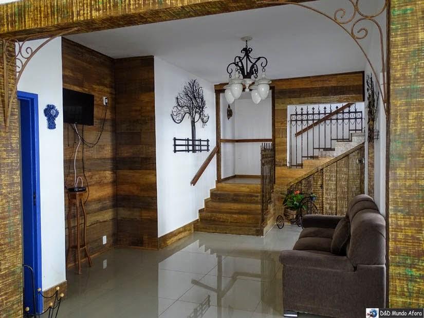 Pousada Solar das Gerais: hospedagem em Tiradentes