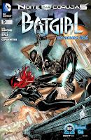 Os Novos 52! Batgirl #9