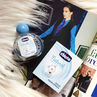Obsess With This Baby Scent: Chicco Natural Sensation Sweet Perfumed Water