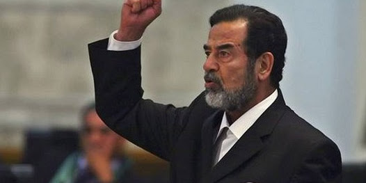 Penyesalan Eks Intel CIA: Saddam Hussein Seharusnya Tidak Digulingkan