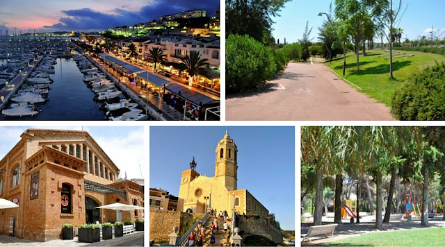Planes con niños en Sitges Vacaciones Cataluña en familia