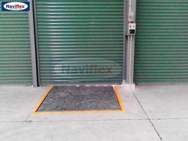 Sàn nâng Container Công ty Havas tại Đồng Nai-02