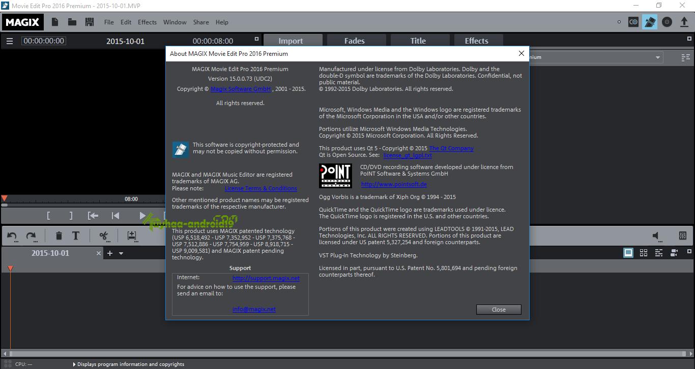 Magix Edit Pro Premium