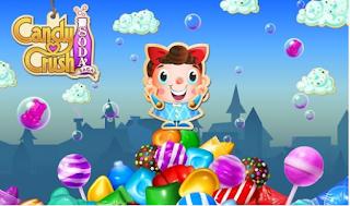 Download Candy Crush Soda Saga Mod Apk (Unlimited everything) Free