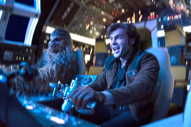 "Alden Ehrenreich is a young hero in ""Solo: A Star Wars Story"""