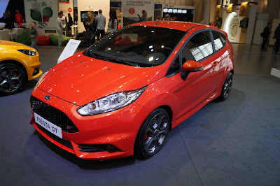 Ford Fiesta Red Edition Image