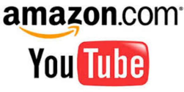 أمازون تزاحم جوجل بمنافس جديد لخدمة يوتيوب