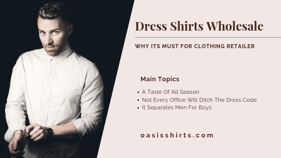 dress shirt manufacturers