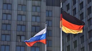 Deutsche Delegation auf der Krim