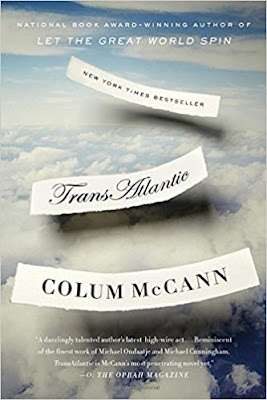 TransAtlantic by Colum McCann (Book cover)