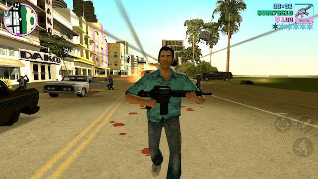 تحميل لعبة (حرامي السيارات) جاتا GTA VICE CITY الأصلية لهواتف الاندرويد 2020