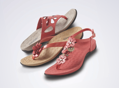 Orthaheel Sandals