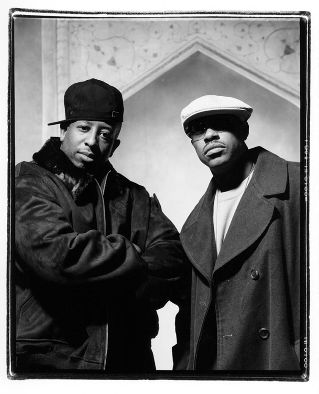 DJ Premier Gang Starr Guru Hip-Hop Nostalgia