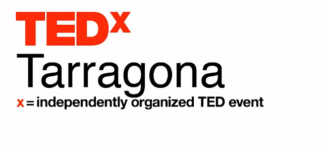 Logotip del TEDxTarragona.