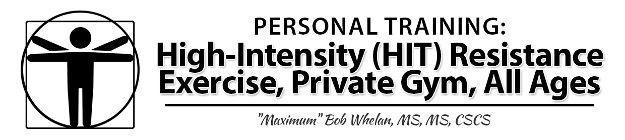 BobWhelan.net - Over 40 Personal Strength Training Private Gym All Ages Fort Pierce Florida