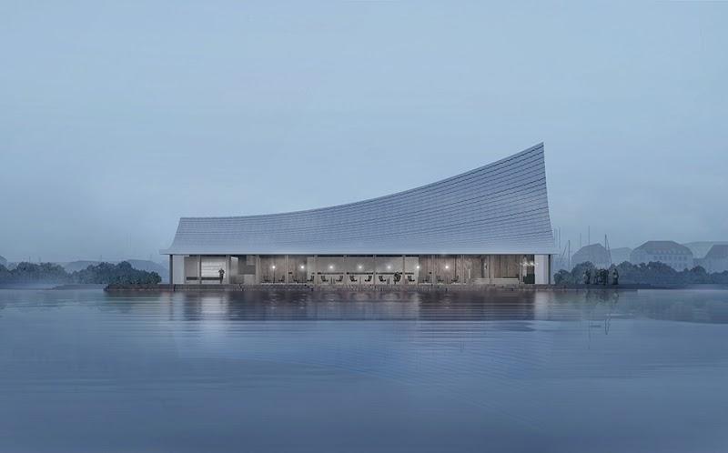 建築世界大小事:尋訪成都最美的書店,打造「上帝遺落在人間的一本書」