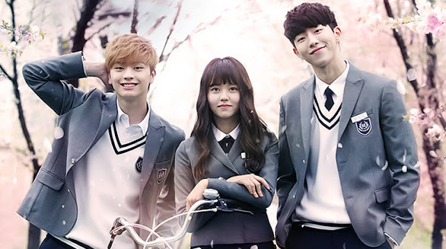 who are you school ost trilha sonora musica musicas