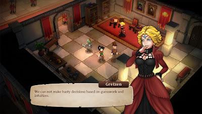 Trulon the Shadow Engine Game Screenshot 2