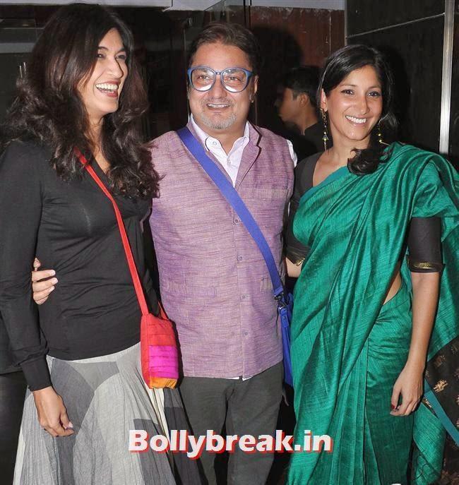 Vinay Pathak, Ankhon Dekhi Movie Premiere Pics