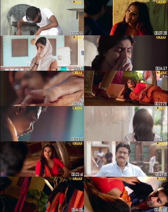Bribe 2019 UllU Originals Hindi WEB Series 720p HDRip 250MB
