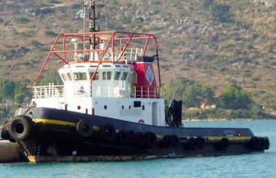 Ηγουμενίτσα: Τραυματισμός του πλοίαρχου του ρυμουλκού ''ΕΛΙΑΝΑ''