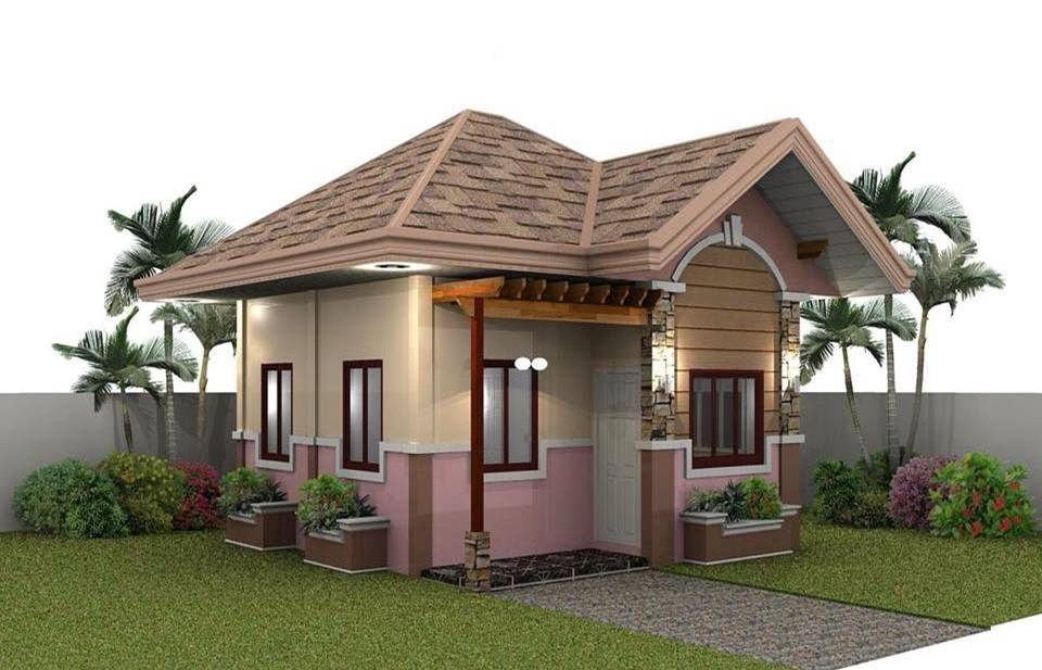 Amazing Affordable Home Construction #4: Architecture U0026 Design: Small Houses Plans For Affordable Home Construction