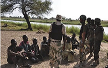 Chadian Soldiers Free Boko Haram Captives