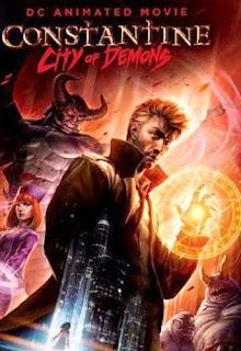 Constantine: Ciudad de Demonios en Español Latino