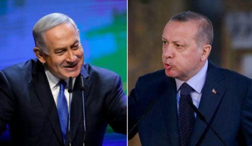 Erdogan Sebut Israel Sebagai Penjajah dan Teroris