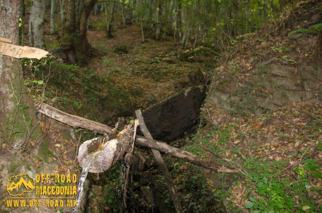 Belasica mountain - road to Smolare waterfall - Novo Selo Municipality