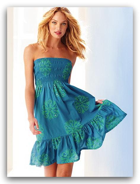 5d6251057b31e Life IS Life: Летнее пляжное платье