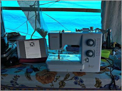 janome 521 sewing machine