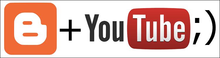 Un blog de Blogger más un canal de YouTube