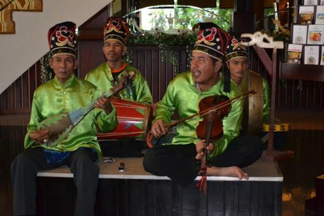 Warna-Warni Nusantara, 5 Ragam Fungsi Musik Panting Banjar