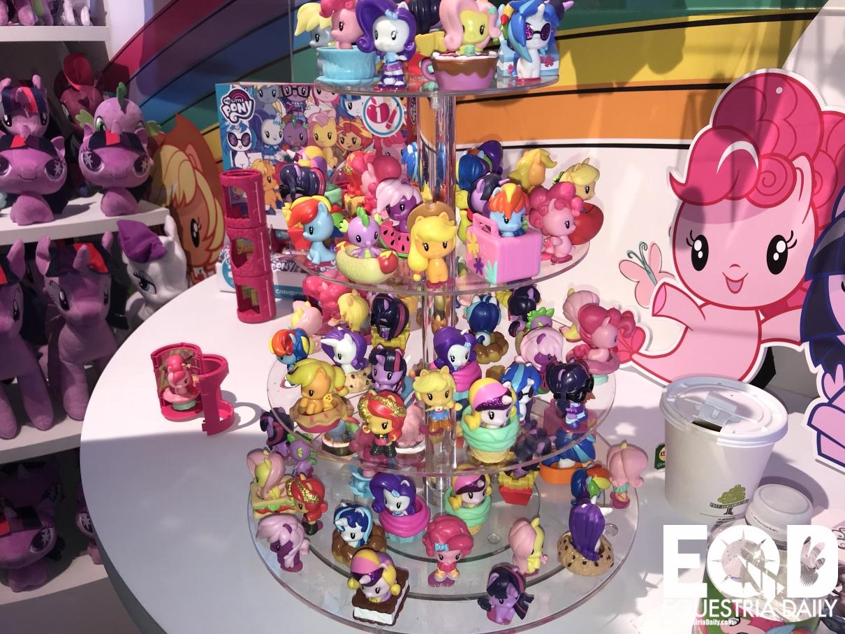 Equestria Daily - MLP Stuff!: Toy Fair 2018 - My Little Pony Cutie