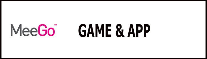 Meego game và App alt