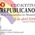 Celebrado el II Encuentro Republicano de la Comunidad de Madrid