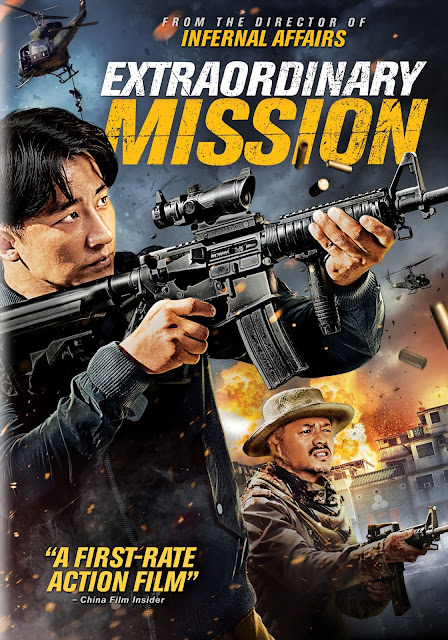 Extraordinary Mission 2017 Dual Audio Hindi 480p BluRay 350MB