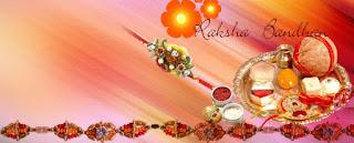 Happy Raksha Bandhan FB Cover Images