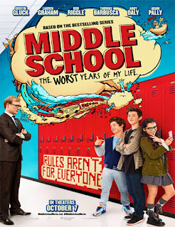 Ver Middle School: The Worst Years of My Life (2016) Gratis Online