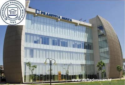 Daftar Jurusan / Program Studi Universitas Prasetiya Mulya Tangerang