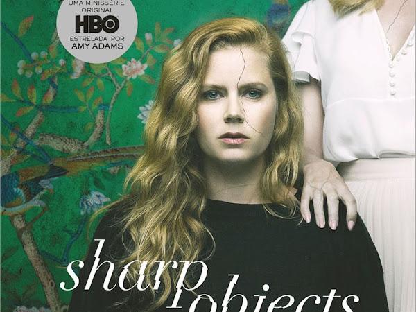 Cinepipoca - Sharps Objects (Objetos Cortantes) - Série HBO