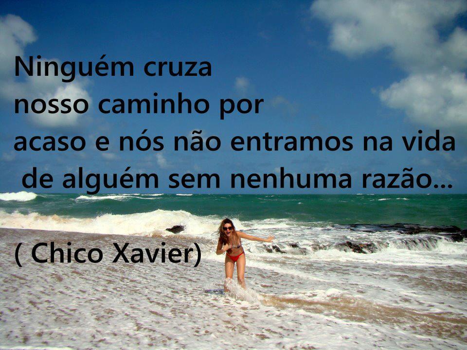 Mensagens De Chico Xavier Para Facebook: Facilitando A Vida: Acaso?
