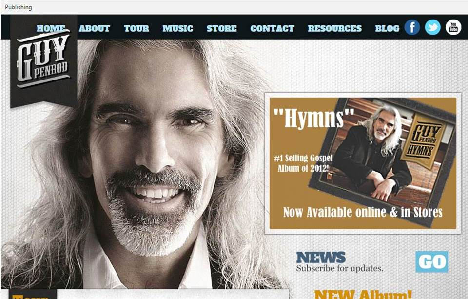 Guy Penrod (Website)