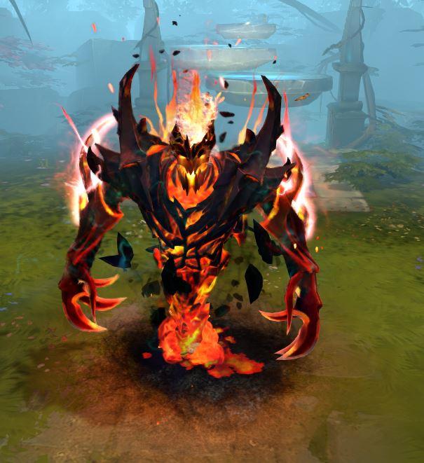 Mod Dota Demon Eater And Desolation Mod Skin Dota