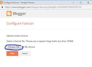 Gambar Cara Mengubah atau mengganti Icon Blog Pada Menu Tab 4