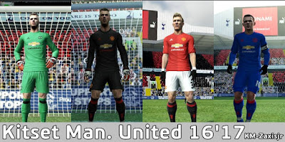 PES 2013 FC Bayern and Man United 16-17 by ZAXIS JR 22