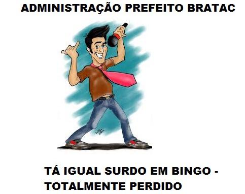 Iretama: Gestão Bratac já virou piada!