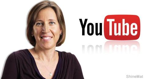 Susan Wojcicki shinemat